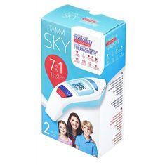 Vitammy SKY termometer za spredaj in ušesa 1 sekunda