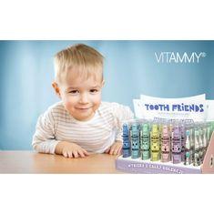 Vitammy TOOTH FRIENDS DISPLAY szczoteczka soniczna dla dzieci 18 szt. + Zapasowe główki 8 szt