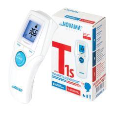 Novama WHITE T1S Érintés nélküli hőmérő gyors méréssel