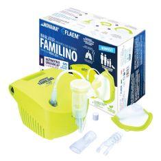 Novama Pneumatyczny inhalator tłokowy FAMILINO firmy FLAEM z nebulizatorem