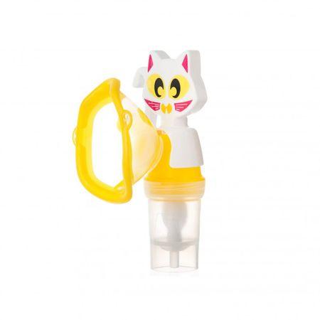 Flaem Mr. CAT Zestaw do nebulizacji dla dzieci, kat