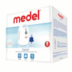 Medel FAMILY EVO MY17, pneumatyczny nebulizator tłokowy