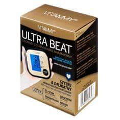 Vitammy ULTRA BEAT manometer za ramena, barva zlata / črna