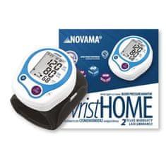 Novama WRIST HOME Zápěstní tlakoměr s IHB a ESH