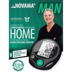 Novama HOME MAN Ramenný tlakomer pre mužov s ESH a IHB