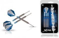 XQMAX XQMax Darts Šipky Steel Chroma - 23g