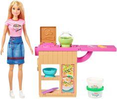 Mattel lutka Barbie in azijska restavracija