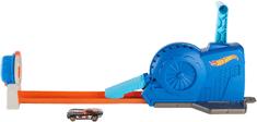 Hot Wheels hitrostna steza z dirkalnim vozilom Track Builder