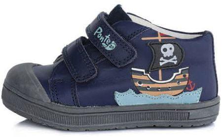 Ponte 20 chlapčenská obuv PP120-DA03-1-383, 23, modrá
