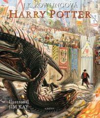 J. K. Rowlingová: Harry Potter a Ohnivý pohár - ilustrované vydání