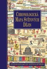 Chronologická mapa světových dějin - Po stopách 6000 let světových dějin