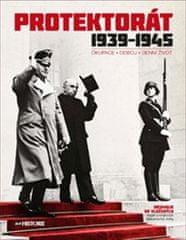 Protektorát 1939 - 1945 s CD - Okupace - Odboj - Denní život
