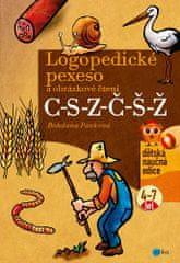 Bohdana Pávková: Logopedické pexeso a obrázkové čtení C-S-Z-Č-Š-Ž