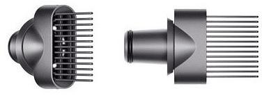 Dyson Fésű széles fogakkal a Supersonic hajszárítóhoz