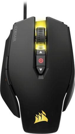 Corsair mysz gamingowa M65 RGB Pro, czarna (CH-9300011-EU)