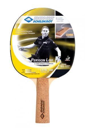 Donic Shildkrot Persson 500 lopar za namizni tenis