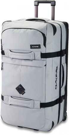 Dakine Unisex utazótáska Split Roller 110 l ezüst