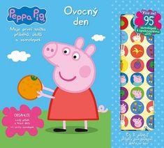 Peppa Pig Ovocný den - Moje první knížka příběhů a aktivit