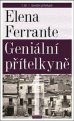 Elena Ferrante: Geniální přítelkyně 1 - Díl první