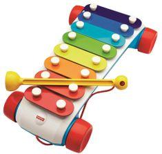 Fisher-Price Zábavný ťahací xylofón