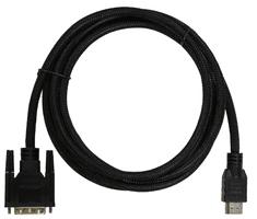 Evolveo DVI - HDMI kabel, 1,8m (EV-HDMI-DVI)