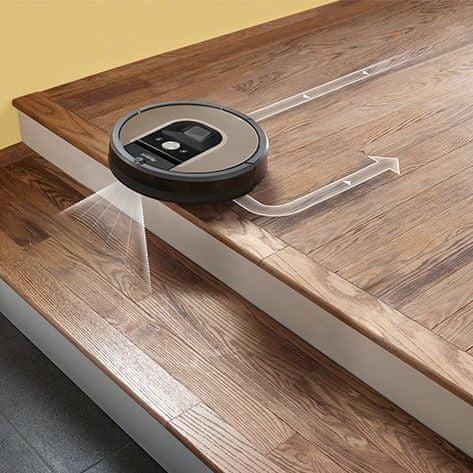 iRobot Roomba 976 funkcia virtuálnej steny