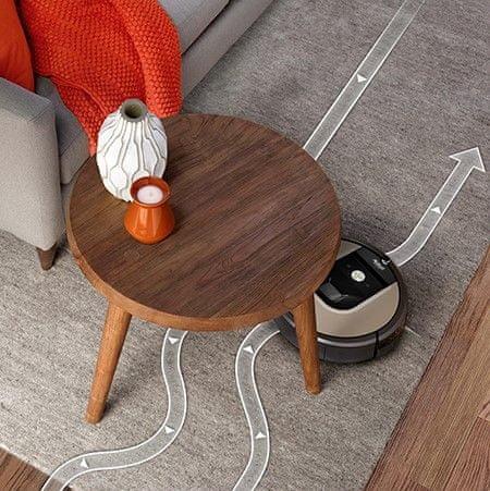 iRobot Roomba 976 nárazník so spomaleným dotykom