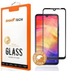 RhinoTech 2 Tvrzené ochranné 2,5D sklo pro Xiaomi Redmi Note 8T(Full Glue) RTX071, černé