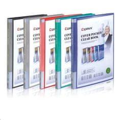 Comix Katalogová kniha prezentační Comix DF20AK A4 Modrá