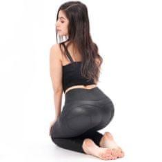 Royal Wolf Dámské legíny Melody Push-Up Leg-Jeans, imitace kůže, lesklé, VP XL