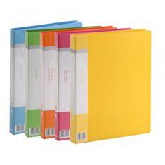 Comix Katalogová kniha Comix VF40AK A4 Růžová