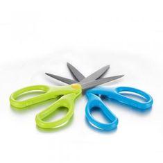 Comix Nůžky kancelářské Comix Teflon 175mm B2773 Zelená