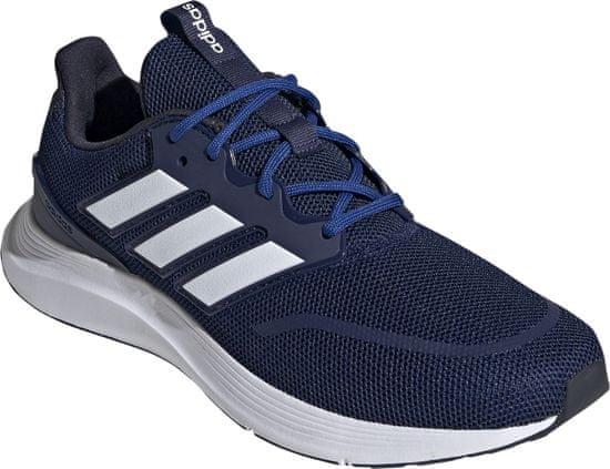 Adidas pánská běžecká obuv Energyfalcon (EE9845) 45,3 modrá