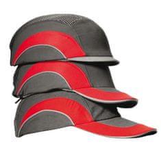 JSP Hardcap A1+ bezpečnostní kšiltovka s plastovou výztuhou, délka kšiltu 5 cm
