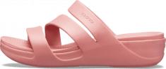 Crocs klapki damskie Monterey Wedge W (206304)