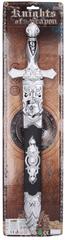 Wiky Meč s púzdrom karnevalový doplnok 53cm