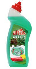 ALFACHEM ALTUS WC čistič s vůní borovice 750 ml