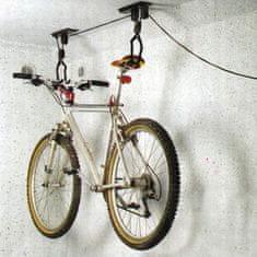 CarPoint Zvedák jízdního kola - pro připevnění pod strop