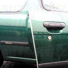 CarPoint Chrániče na hranu dveří - průhledné 2x60cm