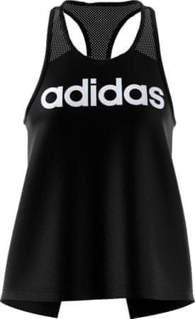 Adidas ženska športna majica brez rokavov W D2M Lo Tank (DS8715), S, črna