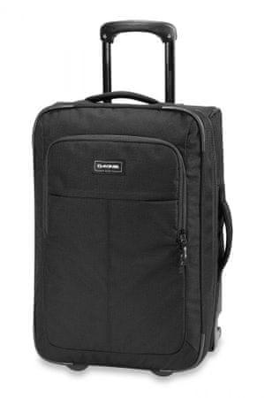 Dakine Carry On Roller potovalni kovček, 42 l Black, črn