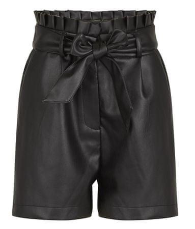 NAFNAF ženske kratke hlače MENB4, 38, črne