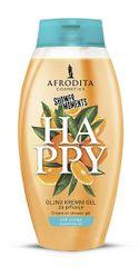 Kozmetika Afrodita gel za tuširanje Happy, 250 ml