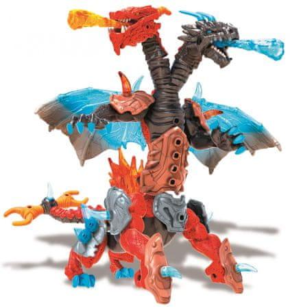 Mattel smok Breakout Beasts