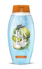 Kozmetika Afrodita gel za tuširanje Free, 250 ml