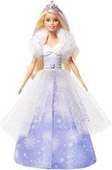 Mattel Barbie Snehová princezná