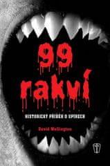 David Wellington: 99 rakví