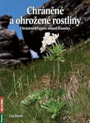 Leo Bureš: Chráněné a ohrožené rostliny - Chráněné krajinné oblasti Jeseníky