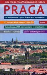 Vladislav Dudák: Praga Guía por el corazón mágico de Europa