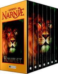 C SLewis: NARNIE – komplet 1.-7.díl – box